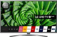 Телевизор LG 75UN81006LB 191 см черный