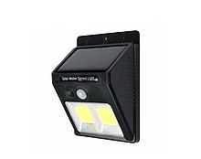 Светильник 20W 5000K с солнечной панелью и с датчиком движения COB Wall lamp LF-1502