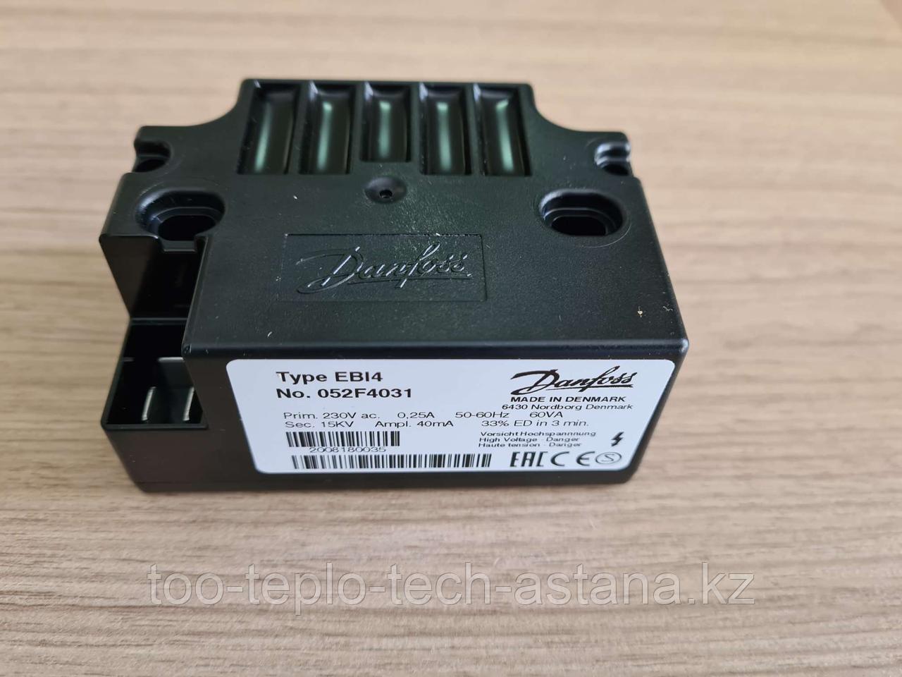 Трансформатор розжига Danfoss EBI 052F4031