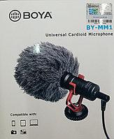 Петличный микрофон Boyo mm-1