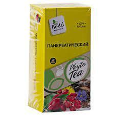 Панкреатический чай №20 пакеты Белла