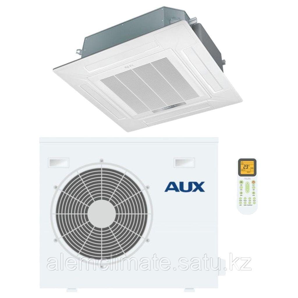 КАССЕТНЫЙ кондиционер AUX ALCA-H48/SDR3HAA (120-140 м²) INVERTER