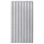 EILIF ЭЙЛИФ Экран передвижной, серый/белый, 80x150 см