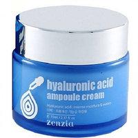 ZENZIA Крем на основе Гиалуроновой Кислоты Hyaluronic Acid Ampoule Cream 70мл.