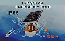 Cветодиодная лампа 80W IP65 с управлением солнечная аварийная лампа
