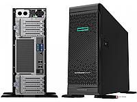 Сервер P11049-421 HPE ML350 Gen10 (1xXeon3204(6C-1.9G)/ 1x16GB SR/ 4 LFF LP/ S100i SATA RAID/ 4x1GbE/ 1x500Wp/