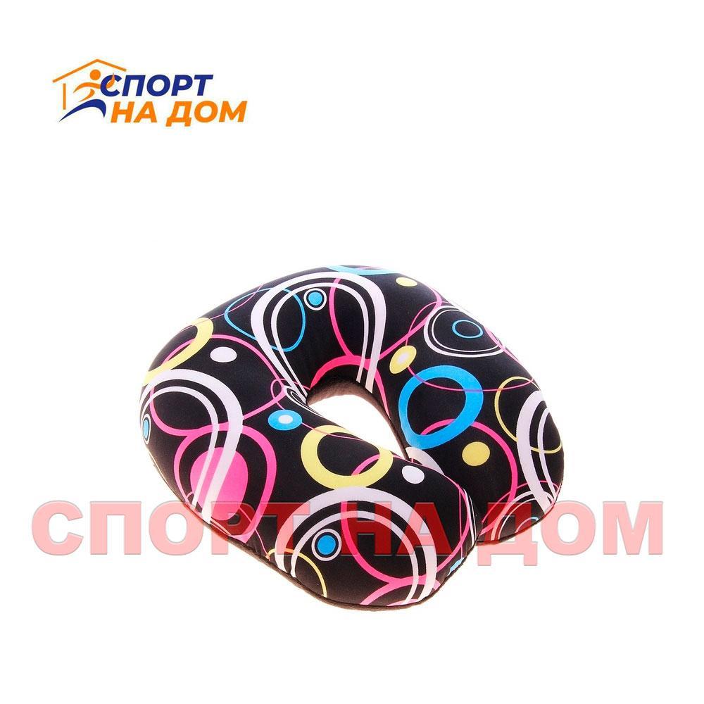 Подушка для шеи Cushy (разноцветная)