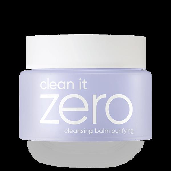 BANILA CO Успокаивающий очищающий бальзам для чувствительной кожи Clean It Zero Cleansing Balm Purifying 100мл