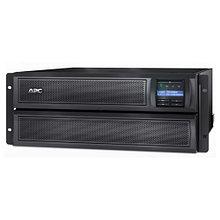 APC SMX2200HV ИБП Smart-UPS X 2200 ВА, в стоечном / вертикальном исполнении, с ЖК-индикатором, 200–240 В