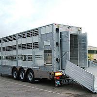Полуприцеп скотовоз