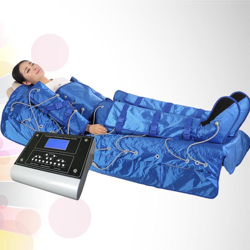 Аппарат Прессотерапии с инфракрасным прогревом и миостимуляцией