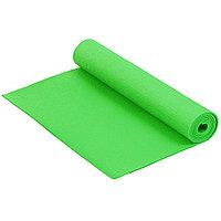 Коврик для йоги зеленый / размер 173x61 см / толщина 6 мм / с чехлом / Yoga mat
