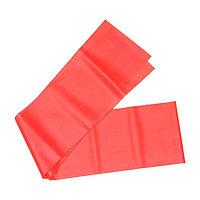 Эластичная лента / для фитнеса, йоги и пилатеса / размер 2 м / цвет красный