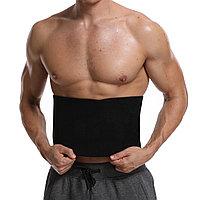 Регулируемый пояс для похудения / для тренировок / мужчин и женщин