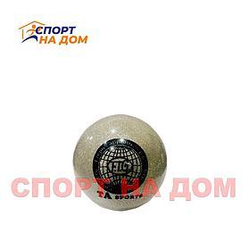 Мяч TA sports для гимнастики 21 см (цвет серый)