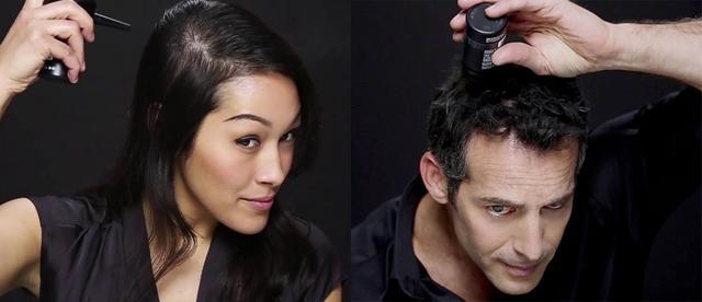 Загустители для волос