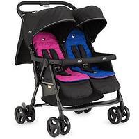 Детская коляска Joie Aire Twin ROSY & SEA