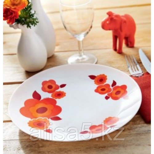 LOTUS Arcopal столовый сервиз на 6 персон из 12 предметов, шт