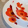 LOTUS Arcopal столовый сервиз на 6 персон из 12 предметов, шт, фото 3