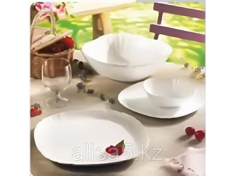 LOTUSIA столовый сервиз на 6 персон из 12 предметов, шт