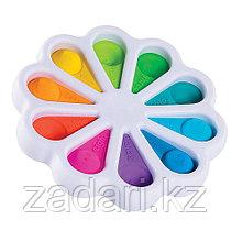 Антистрессовая игрушка «Simple Dimple» цветок