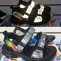 Подростковые сандали Fudron светоотражающие с массажной стелькой