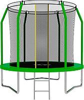 Батут Swollen Comfort 8 FT (Зеленый)