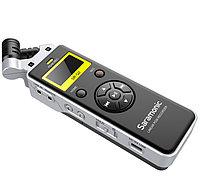 Профессиональный двухканальный рекордер Saramonic SR-Q2 (пластиковый корпус)