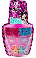 Детская косметика LOL Surprise Лак для ногтей с изменением цвета и аксессуарами