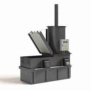 Оборудование для термической утилизации отходов