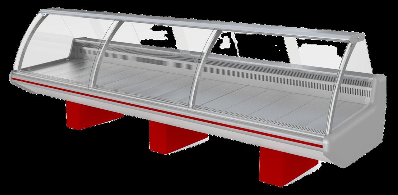 Холодильная витрина Парабель ВХС-3,75