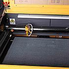 Лазерный станок 4060 RD (трубка reci w1 80W), фото 2