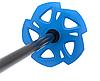 Набор колец для трекинговых палок синий Naturehike NH19D002-Z
