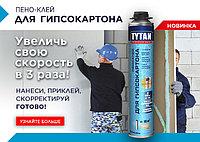Клей-пена TYTAN для гипсокартона (по акции осталось 6 шт)