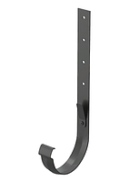 Кронштейн желоба металлический DOCKE LUX (Дёке) Графит  Ø141