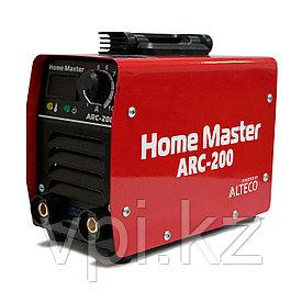 Сварочный аппарат инверторный  ARC 200  HOME MASTER