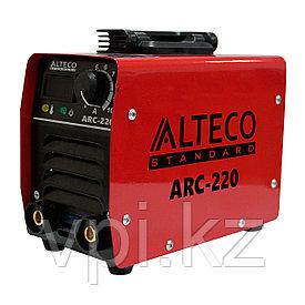 Сварочный аппарат инверторный  ARC-220 ALTECO