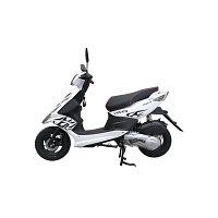 Скутер VENTO CORSA 150, 49 cc, сигнализация, белый