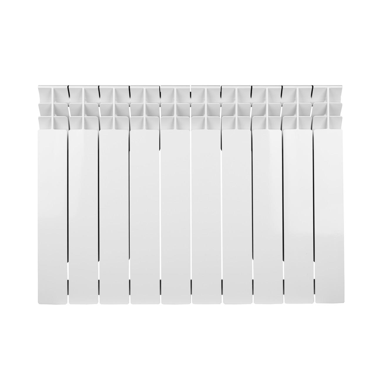Радиатор алюминиевый 500/100 СТАНДАРТ - фото 2
