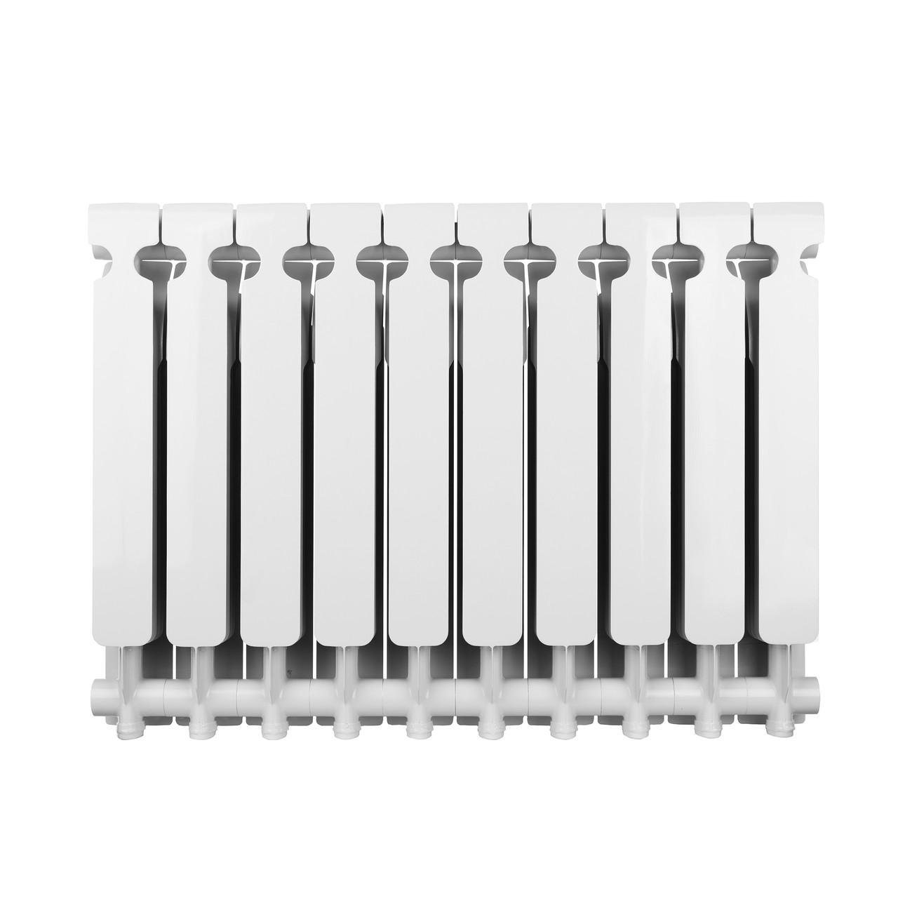 Радиатор алюминиевый 500/100 СТАНДАРТ - фото 3