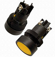 Кнопка: LXA2(3SA5)-EA151 off-(on) Желтые