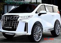 Детский электромобиль Toyota Alphard