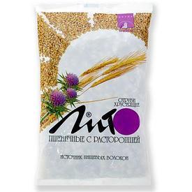 Отруби пшеничные хрустящии 200гр с расторопшей