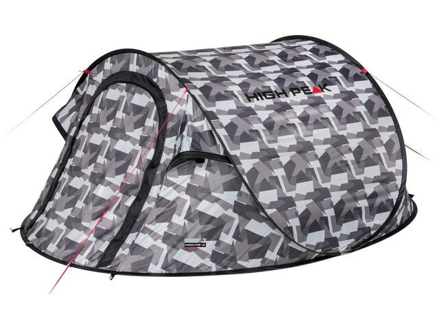 Палатка HIGH PEAK Мод. VISION 3