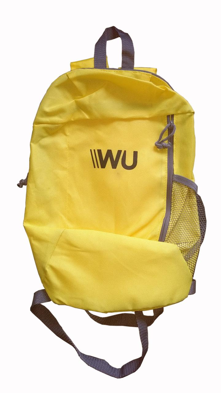 Лёгкий городской рюкзак 10л.