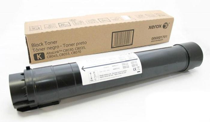 Картридж для принтера - Xerox 006R01701 черный
