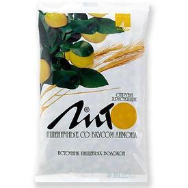 Отруби пшеничные хрустящии 200гр лимон