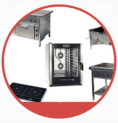 Тепловое оборудование для профессиональной кухни