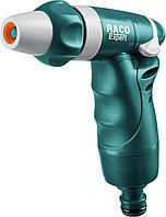 Пистолет поливочный пластиковый с TPR, RACO 481C плавная регулировка
