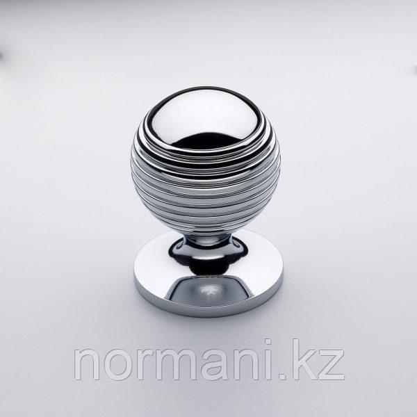 Ручка скоба диаметр 33 мм, отделка никель глянец